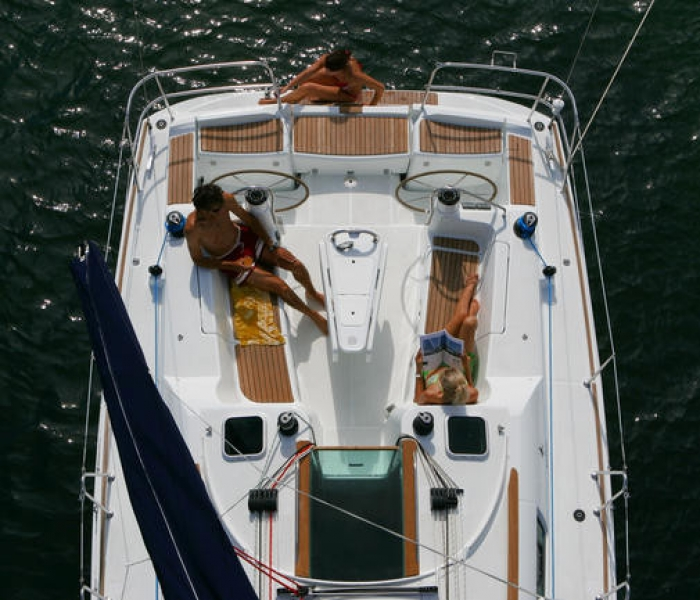 Sun Odyssey sailboat Hvar