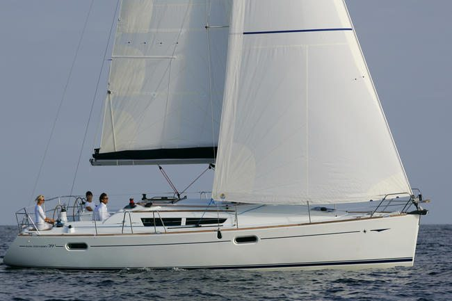 Sun Odissey 39i sailboat Split