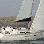 ST EU Sun Odyssey 36i - island sailing